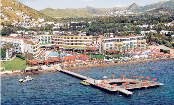Hilton bodrum turkbuku resort  spa (ex bodrum princess ), turkbuku 5